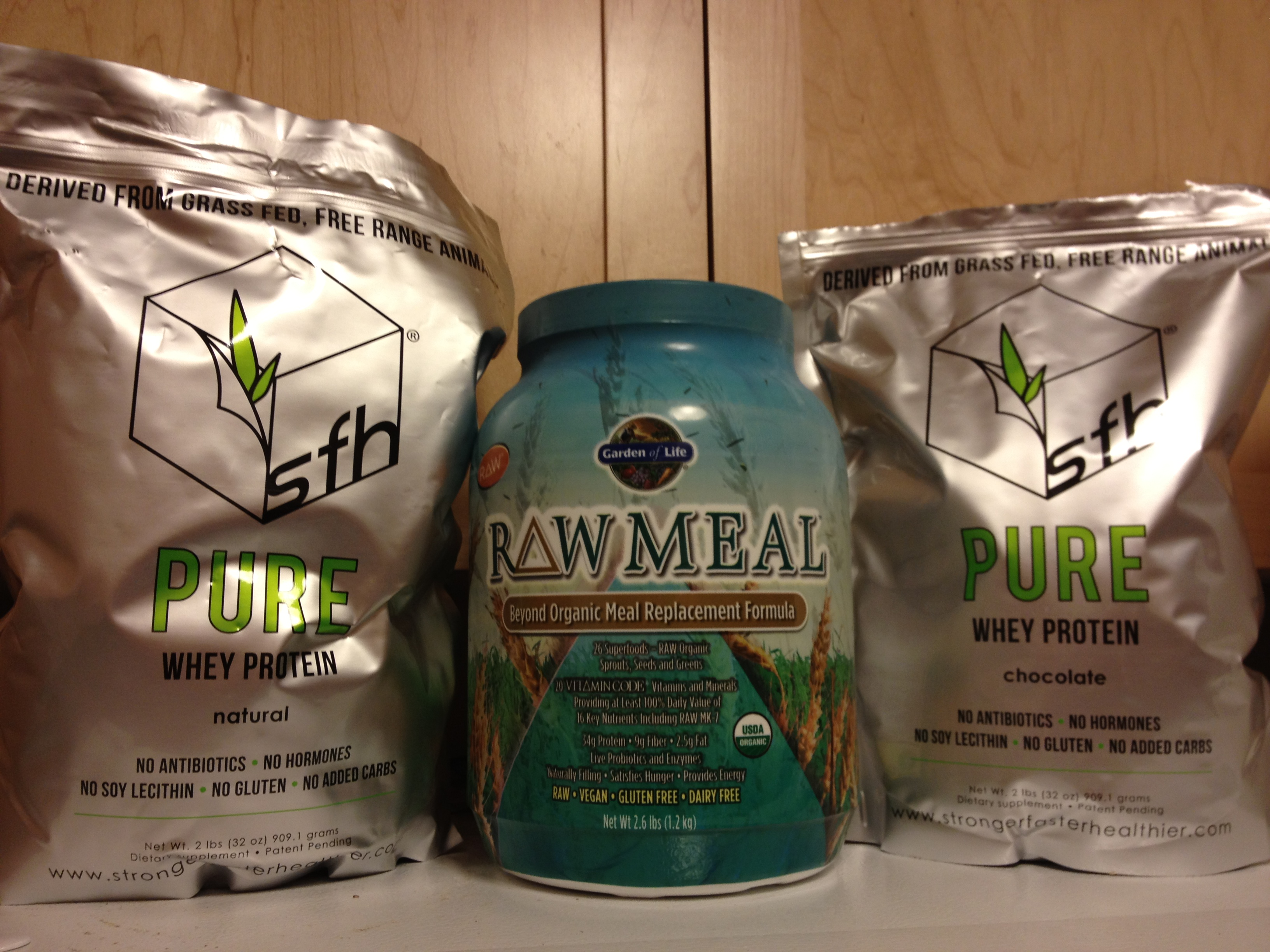 Great All Natural Supplements - PIT Fitness