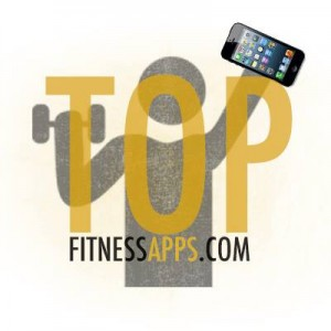 Top fitness apps logo